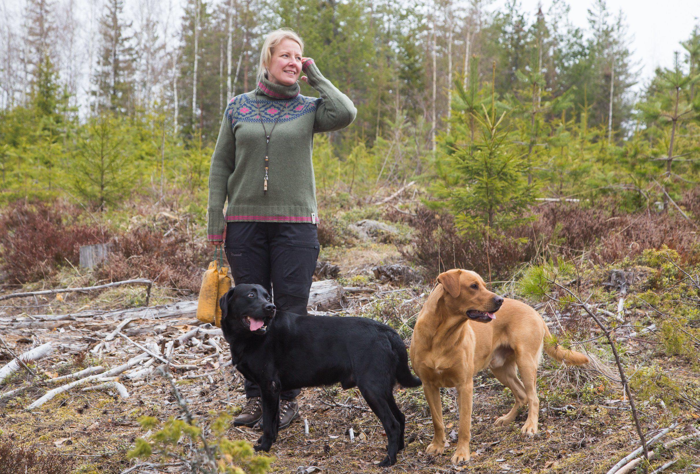 17.1.2021 Villilän jatkokurssi aloitteleville koirakoille